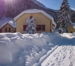 Centre d'hébergement pour les classes vertes dans les Pyrénées